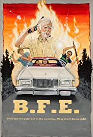 B.F.E. Poster