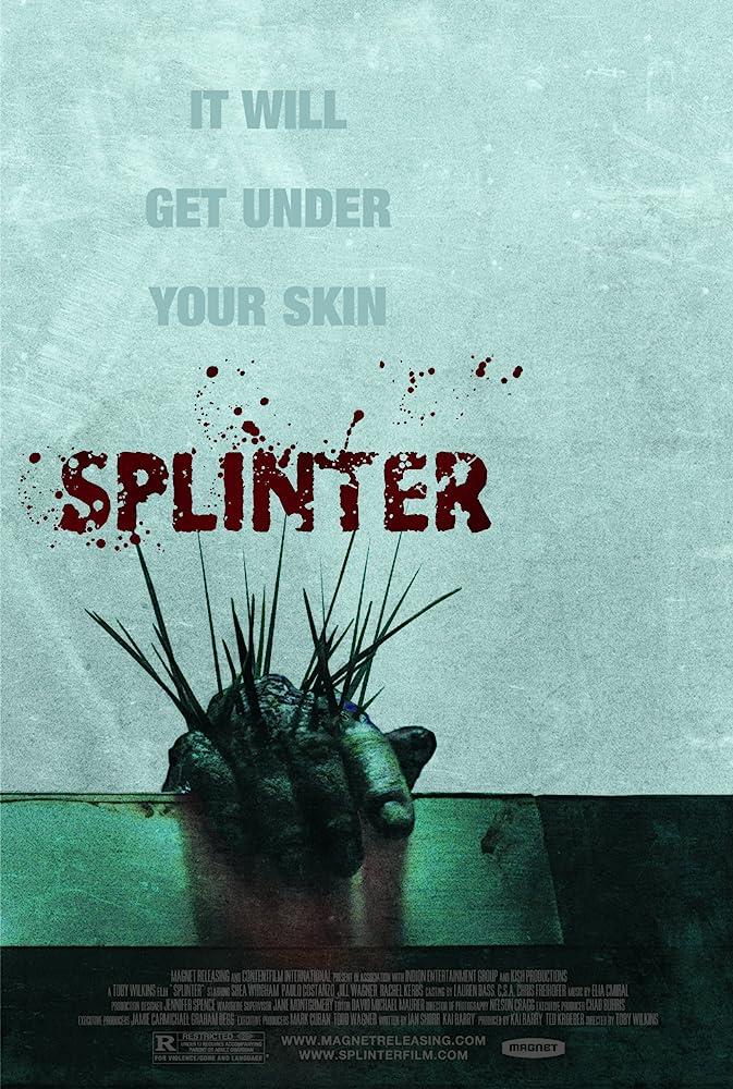 Rakštis / Splinter (2008) Online