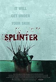 Primary photo for Splinter