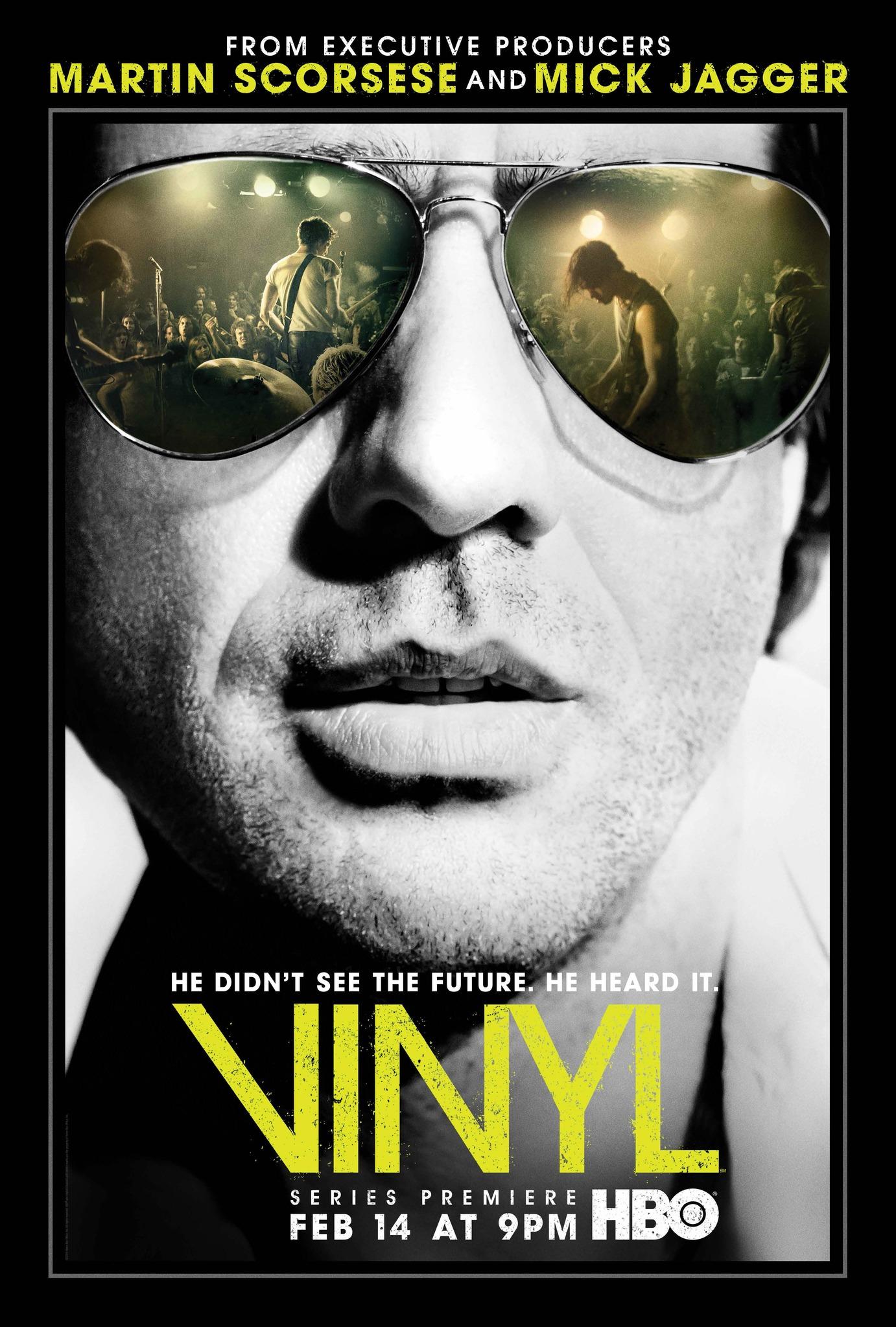 Vinyl Tv Series 2016 Imdb