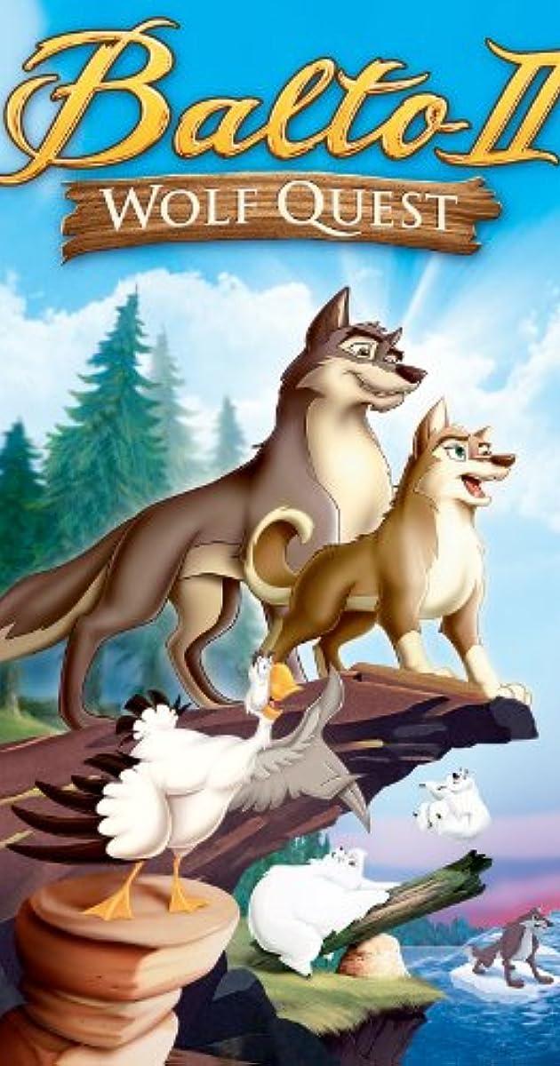 Subtitle of Balto: Wolf Quest