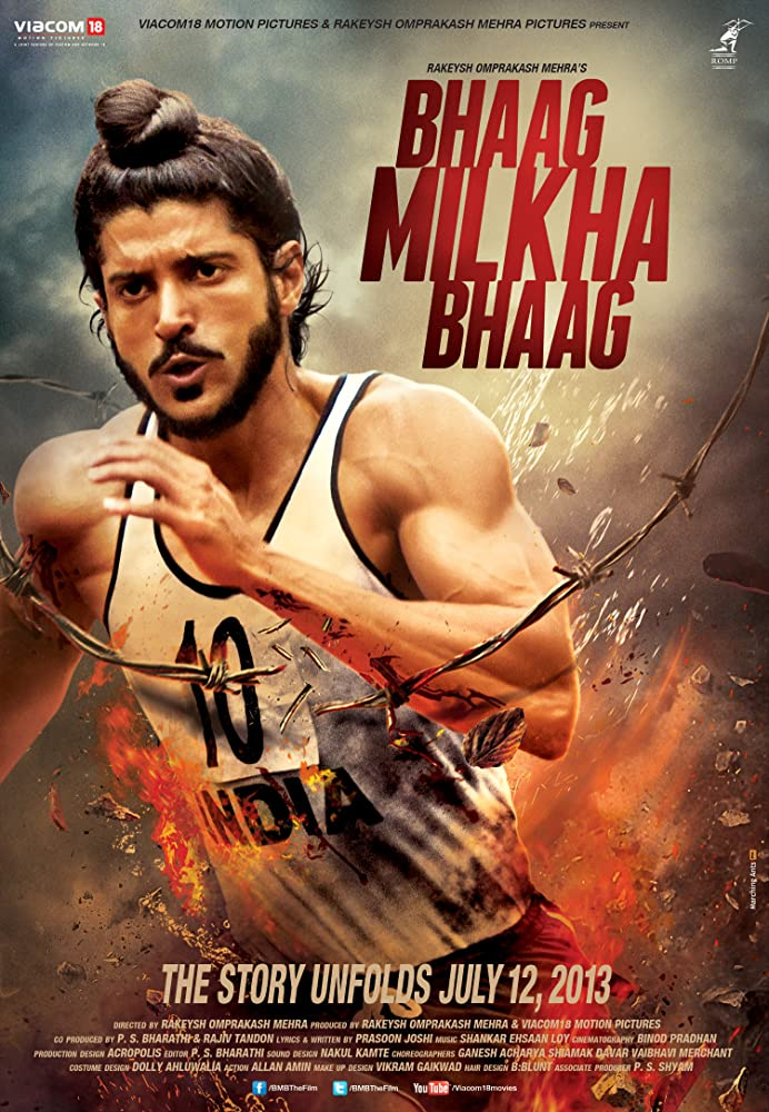 Bhaag Milkha Bhaag 2013 Hindi Movie 584MB BluRay Download