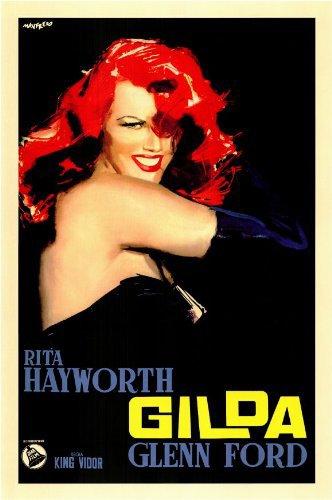 Rita Hayworth in Gilda (1946)