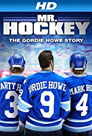 Mr. Hockey: The Gordie Howe Story Poster