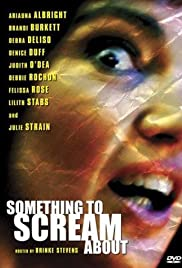 Something to Scream About Poster