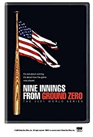 Nine Innings from Ground Zero Poster