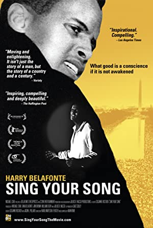 Sing Your Song film Poster