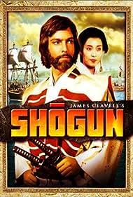 Richard Chamberlain and Yôko Shimada in Shogun (1980)