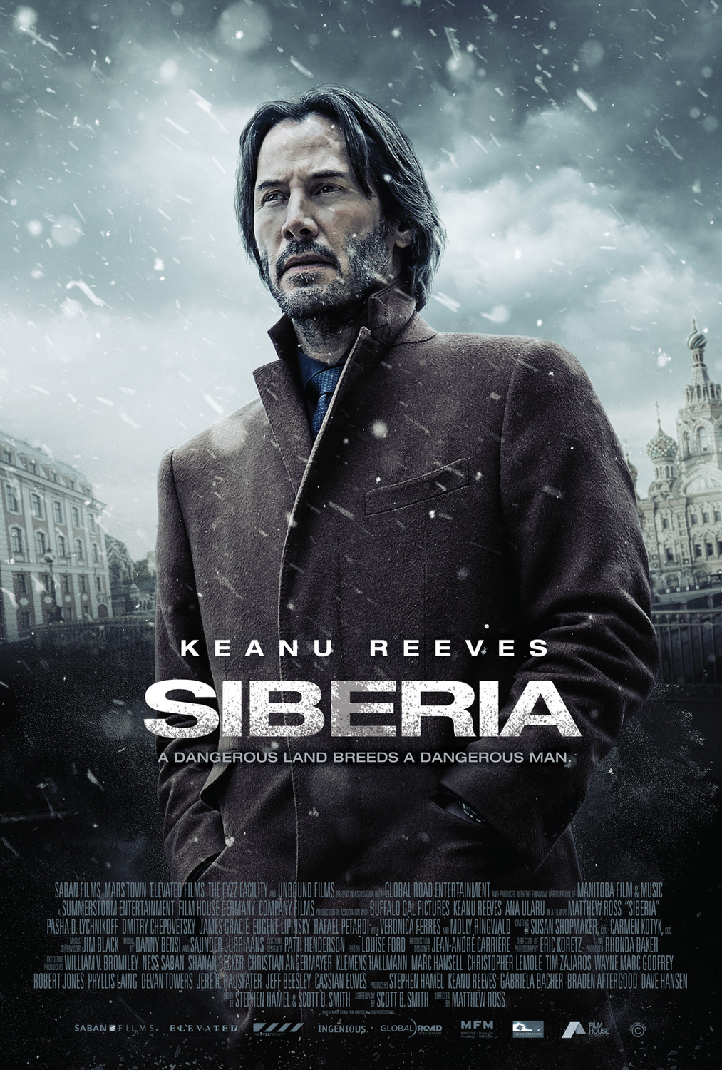 Image result for siberia movie poster
