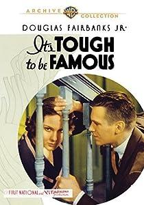 Movie box It's Tough to Be Famous USA [UltraHD]
