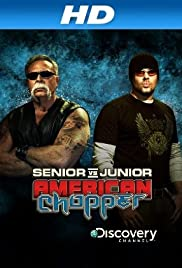 American Chopper: Senior vs. Junior Poster - TV Show Forum, Cast, Reviews