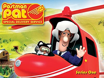 Hotmovie download Postman Pat and the Chinese Dragon [720x480]