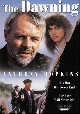 Anthony Hopkins and Rebecca Pidgeon in The Dawning (1988)