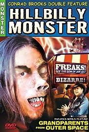 Jan-Gel 3: Hillbilly Monster Poster