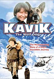 The Courage of Kavik, the Wolf Dog Poster