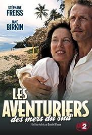 Les aventuriers des mers du Sud Poster