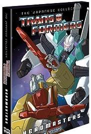 Transformers: The Headmasters Poster - TV Show Forum, Cast, Reviews