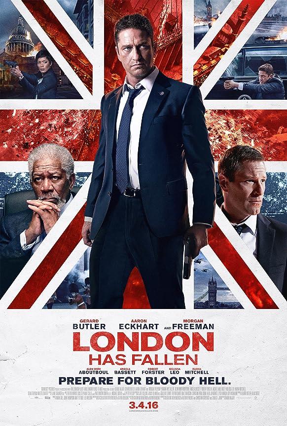 London Has Fallen (2016) Hindi Dubbed
