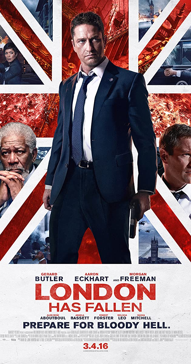 Subtitle of London Has Fallen