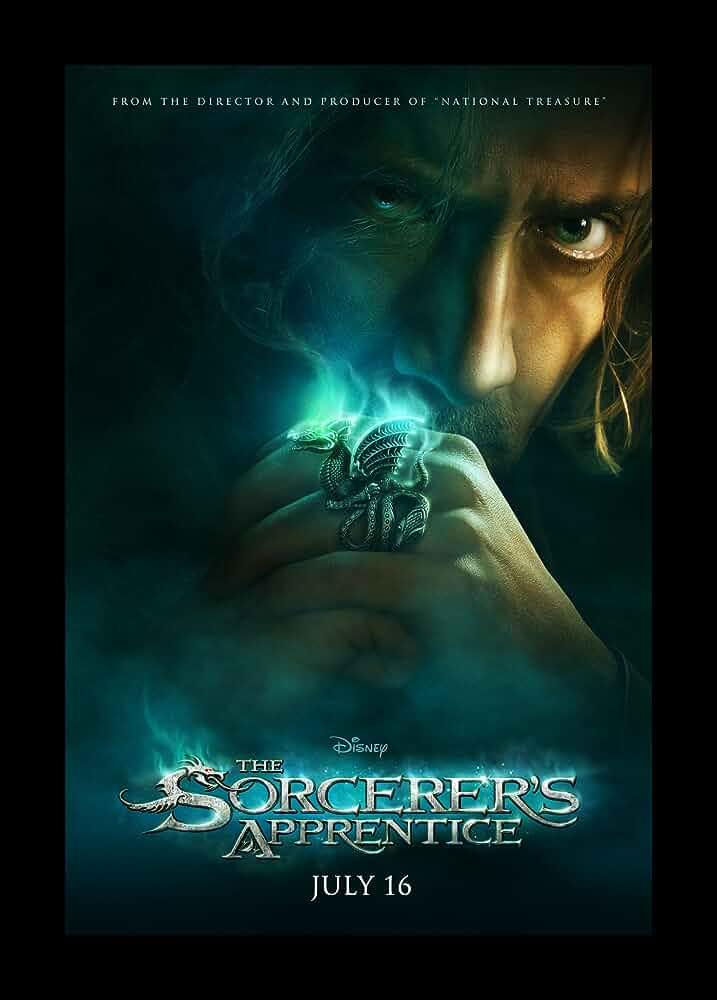 The Sorcerer's Apprentice (2010) Hindi Dubbed