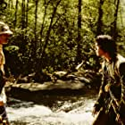 Cary Elwes and Jason Scott Lee in The Jungle Book (1994)