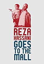Reza Hassani Goes to the Mall