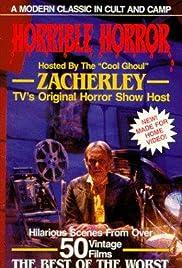 Horrible Horror Poster