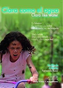 Mpeg4 movies downloads free Clara Como el Agua by [1020p]