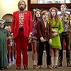 Viggo Mortensen, George MacKay, Annalise Basso, Samantha Isler, Shree Crooks, Nicholas Hamilton, and Charlie Shotwell in Captain Fantastic (2016)