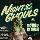 Kenne Duncan, Valda Hansen, Tor Johnson, and Paul Marco in Night of the Ghouls (1959)