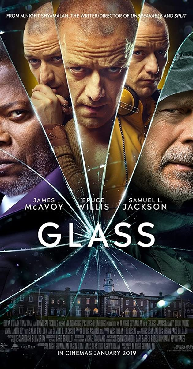 Glass (2019) [BluRay] [1080p] [YTS.AM]