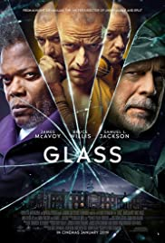 Image result for glass movie poster