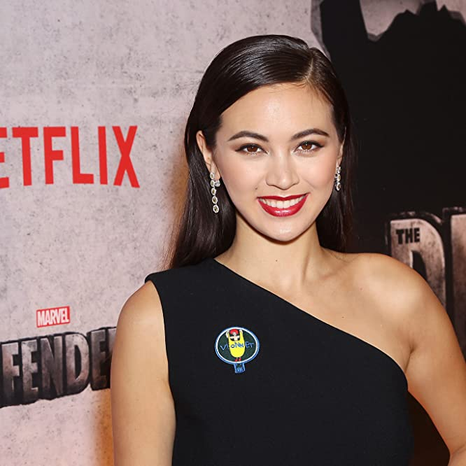 Jessica Henwick in The Defenders (2017)