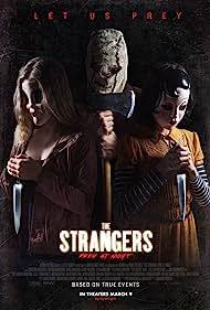 Damian Maffei, Lea Enslin, and Emma Bellomy in The Strangers: Prey at Night (2018)