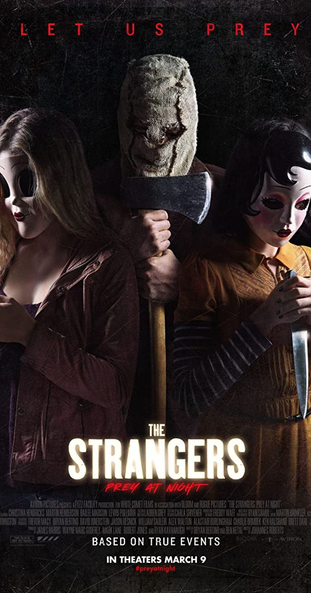 the strangers prey at night 2018 full cast crew imdb