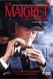 Maigret by Ashley Pearce