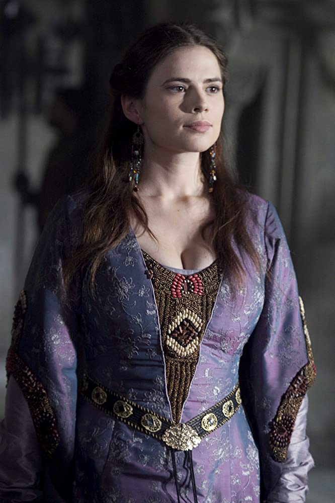 Hayley atwell pillars of the earth