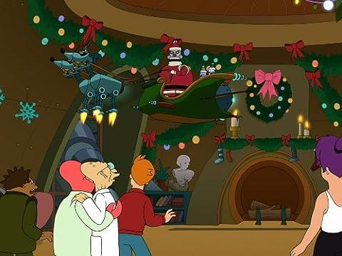 Futurama 7×13 – Las vacaciones espectaculares de Futurama