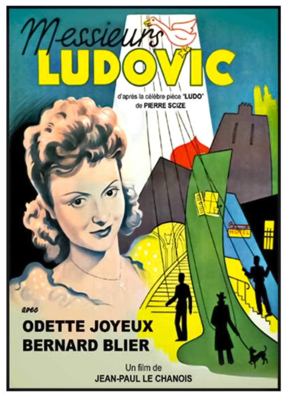 Messieurs Ludovic (1946)
