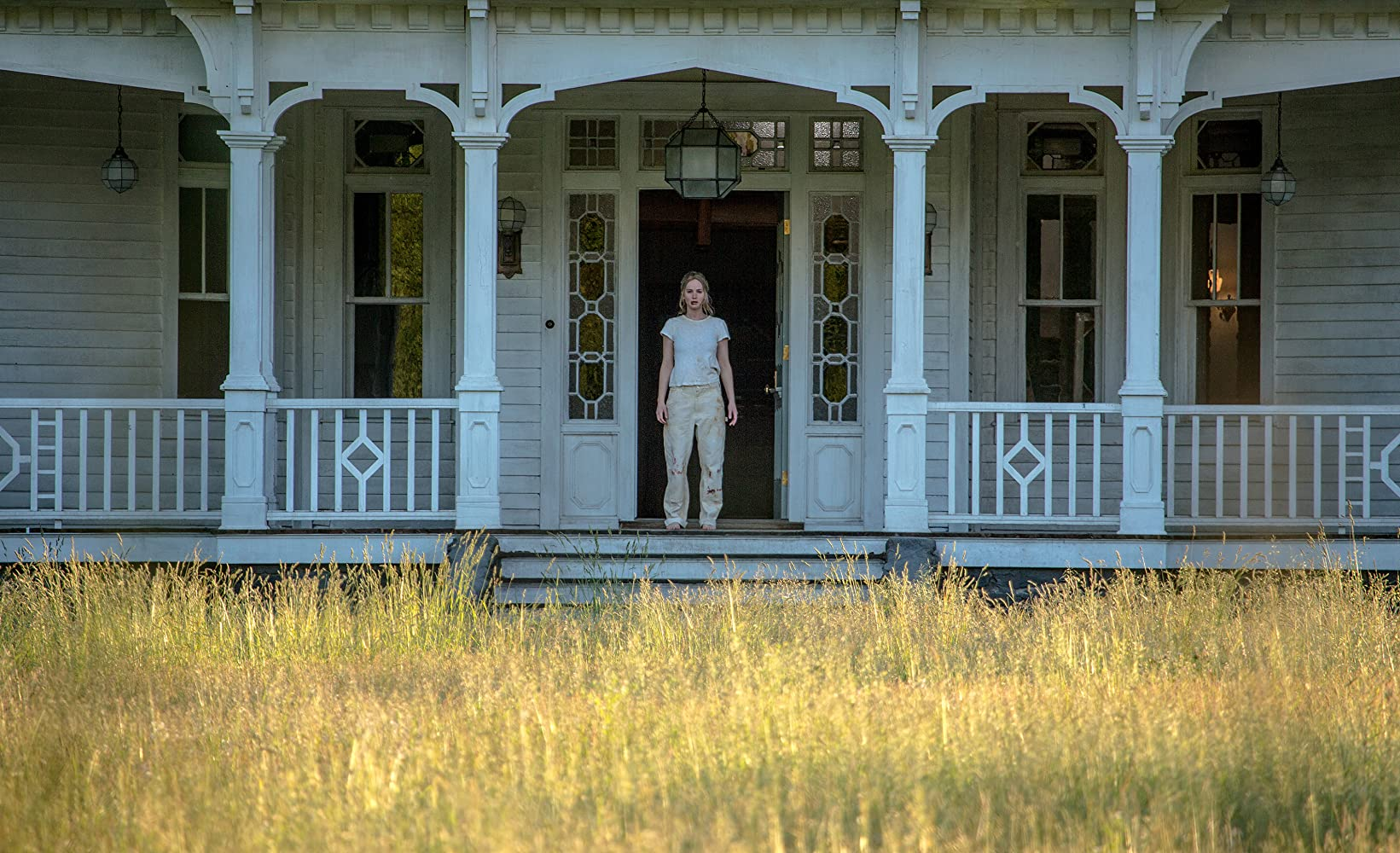 Jennifer Lawrence in Mother! (2017)