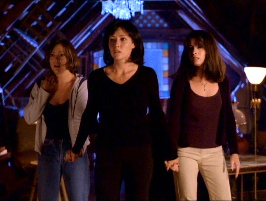 "Charmed"" Something Wicca This Way Comes (TV Episode 1998) - IMDb"