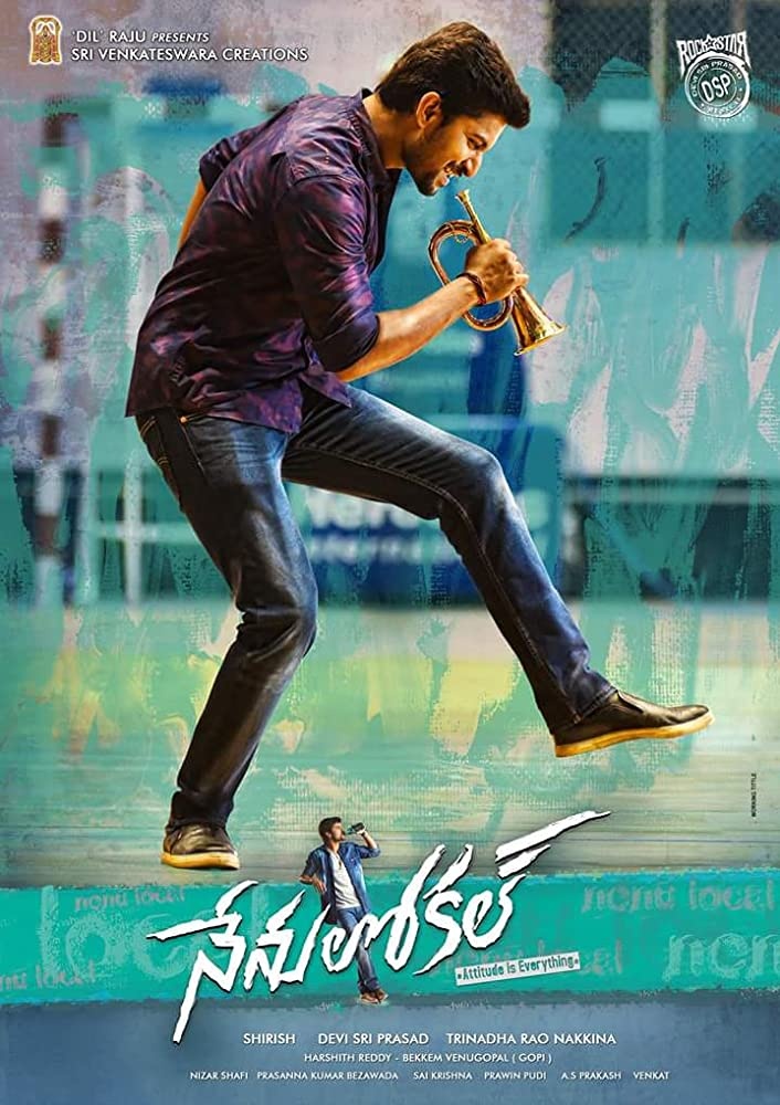 Nani in Nenu Local (2017)