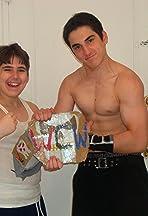 wCw Kids Backyard Wrestling