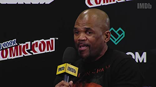"Darryl ""DMC"" McDaniels Connects Rap to Comic Books"
