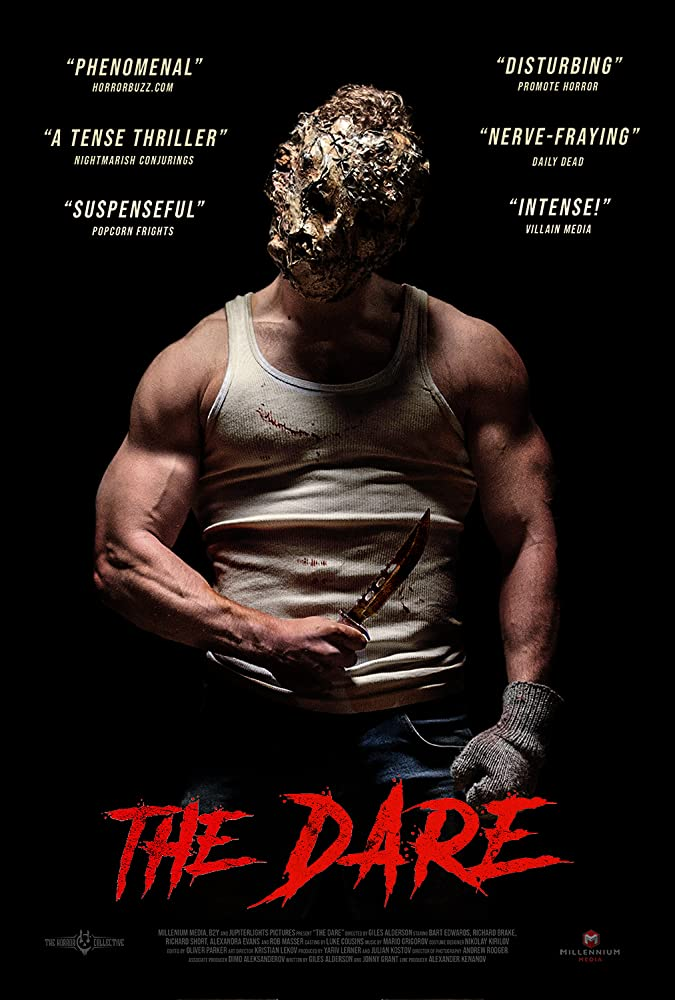 The Dare (2019) Dual Audio 720p Web-DL [Hindi (Fun Dub) + English]