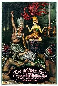 Die Spinnen, 1. Teil - Der Goldene See (1919)