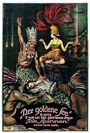 Die Spinnen, 1. Teil - Der Goldene See Poster