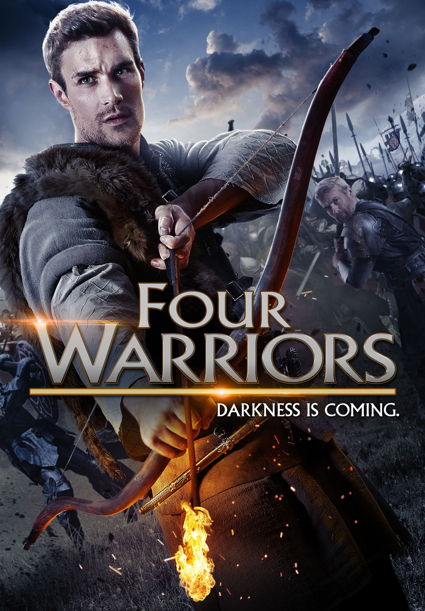 Four Warriors(2015)