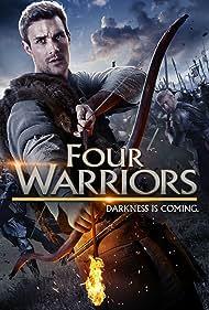 Fergal Coghlan in The Four Warriors (2015)