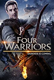 Four Warriors Poster